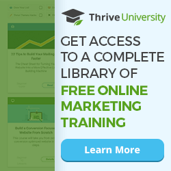 System Stream - Thrive University