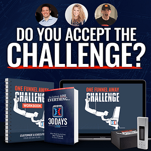 System Stream - One Funnel Away Challenge