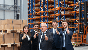 Executive Team - Thumbs Up