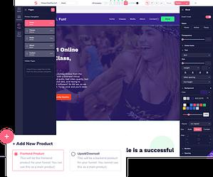 System Stream - Free For Life Website Builder