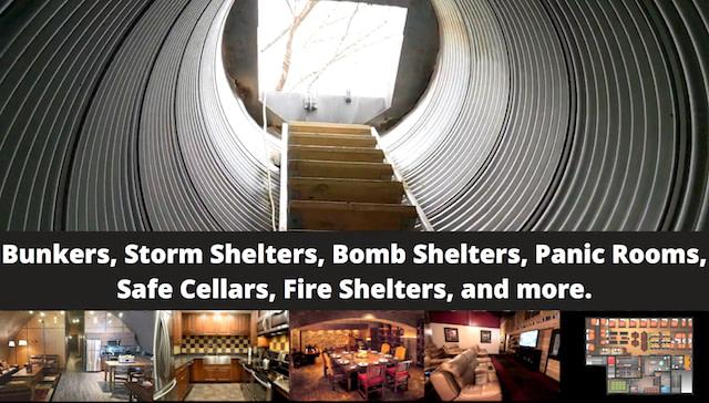 Best Survival Prepper - Bunkers