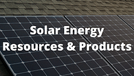 Best Survival Prepper - Solar Energy Resources and Products