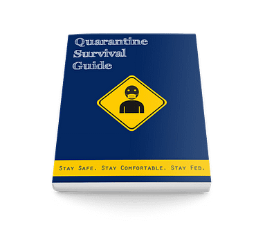 Best Survival Prepper - Quarantine Survival Guide