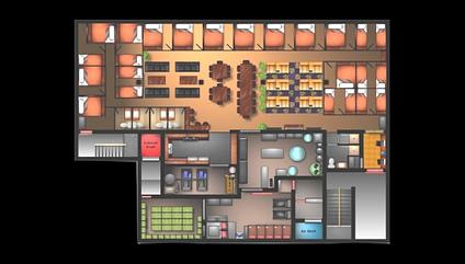 Best Survival Prepper - Floor Plan
