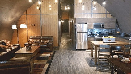 Best Survival Prepper - Bunker Interior Design