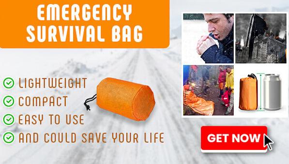 Best Survival Prepper - Emergency Survival Bag