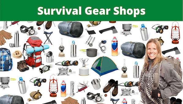 Best Survival Prepper - Survival Gear Shops